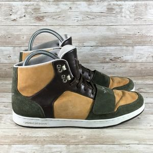 Creative Recreation Cesario Mens 11 Hi Top Sneaker